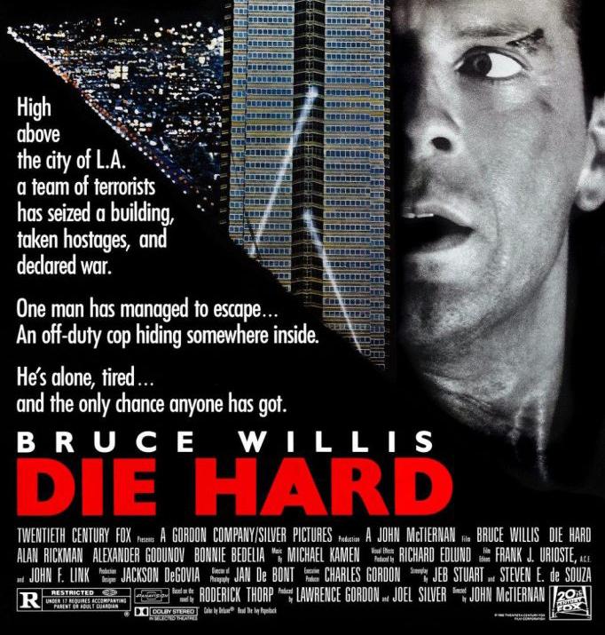 Bruce Willis - Die Hard